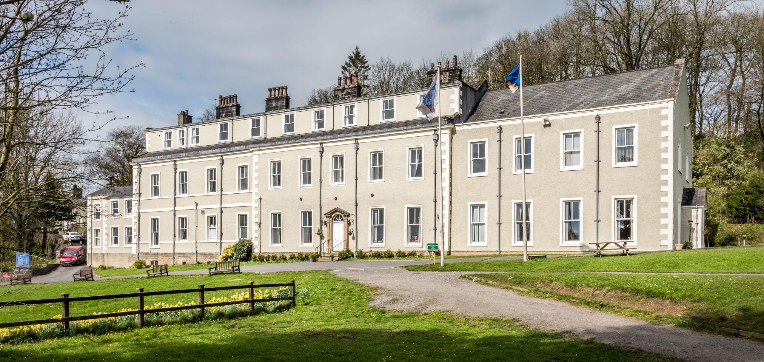 Waddow Hall